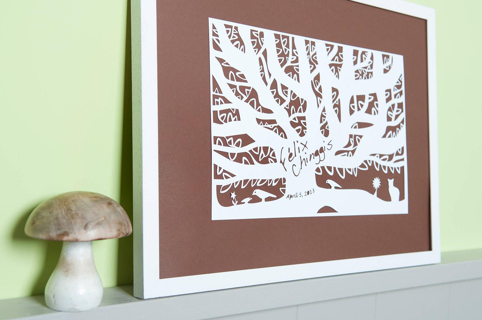 coupure baby art tree of life 2 coupure baby art tree of life 2