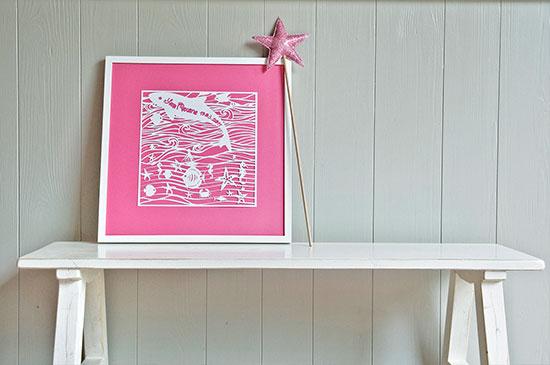 coupure baby art originelle geschenke zur geburt babygeschenke taufgeschenk geburtskarten. Black Bedroom Furniture Sets. Home Design Ideas