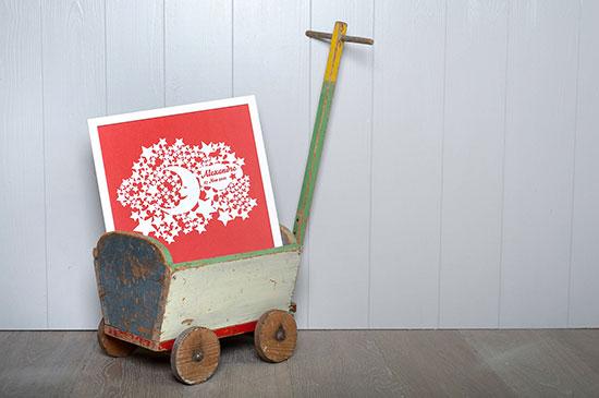 Frame - Starts in cart