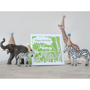 Coupoure_Safari Mania_Happy Birthday