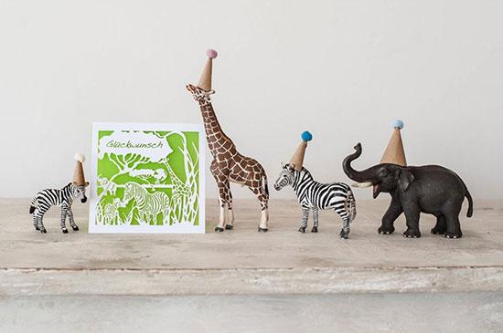Card - Animals